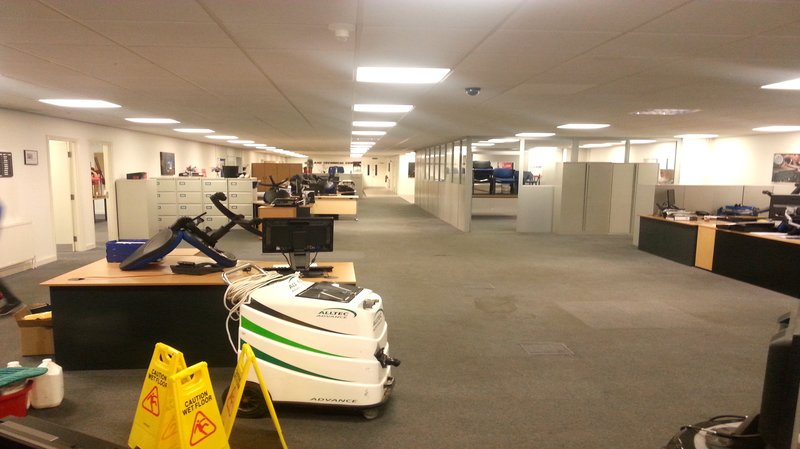 Commercial Carpet Cleaning Doncaster.