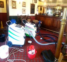 Pub carpet cleaning doncaster